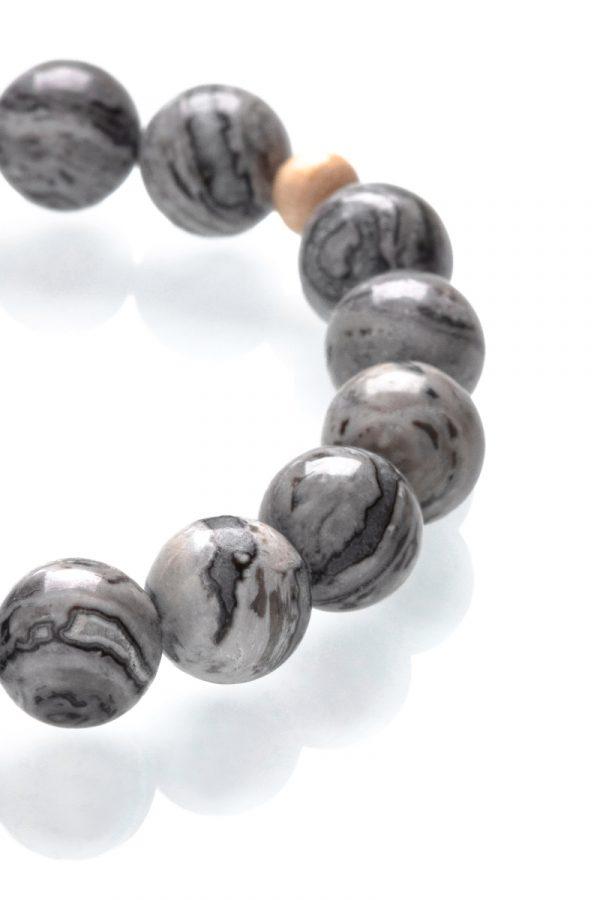agate jasper bracelet