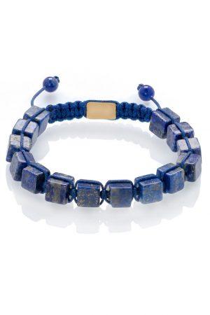 Shamballa bracele Lapis Lazuli