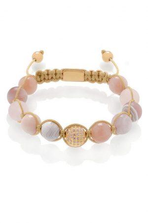 Shamballa bracelet Sahara