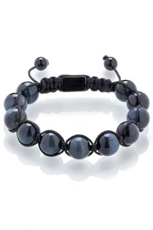 Shamballa bracelet Hawk eye