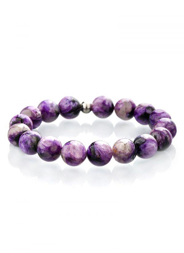 Charoite bracelet