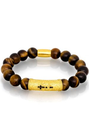 Ferocity men's bracelet