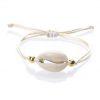Cowrie shell bracelet simple