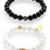 Bracelets for couples - Sun stone