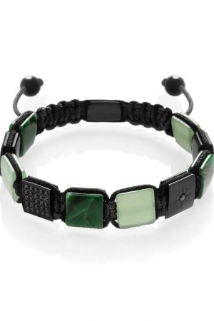 Shamballa bracelet Forest