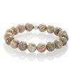 Chrysanthenum bracelet