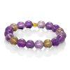 Ametrine bracelet gold