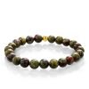 Jasper Dragon blood bracelet