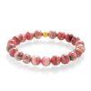 Rhodochrozite bracelet