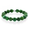 African jade bracelet