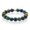 Chryzocolla bracelet