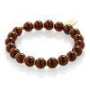 Garnet passion women's bracelet