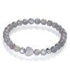 Heart of Aurora borealis bracelet