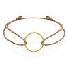 Karma simple bracelet